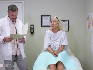 doctor;milf;mature;cougar;mom;mother;latina;mexican;big;natural;boobs;big;tits;roleplay,Big Ass;Big Tits;Blonde;Cumshot;Latina;Mature;MILF;Role Play Doctor check up with mature milf gilf...