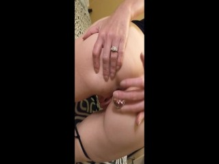 ass;fuck;mom;mother;butt;plug;roxy;roxy;cameron;anal;cuckold;hotwife;slutwife;whorewife,Amateur;MILF;Anal;Exclusive;Verified Amateurs Roxy gets ready for another date