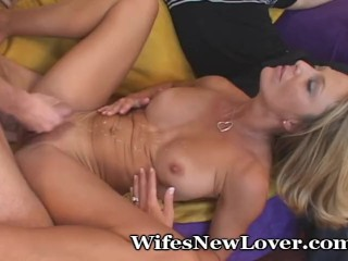 wifesnewlover;mom;mother;brenda;mommy;milf;cougar;blonde;couples;cheating;cuckold;blowjob;pussy;footjob;horny;sex,Big Tits;Blonde;MILF;Pussy Licking;Cuckold Brenda Wants A Younger Lover