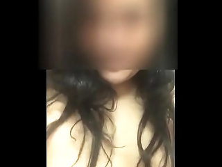 boobs,horny,holding-them-tight,talking-sexy,Unknown indian wife , sending sexy video to...
