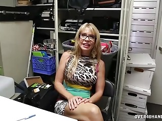 Cumshots;Handjobs;MILFs;Over 40 Handjobs;HD Videos New Step Mom Makes Working Hard For...