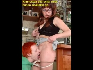 old;mom;mother;slideshow;finnish;captions;russian;mature;mommy;family,Mature;MILF;Russian;Old/Young;Step Fantasy Slideshow with Finnish Captions: Mom...