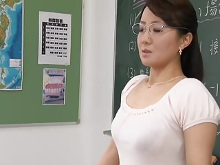 Blowjobs;Cumshots;Japanese;MILFs;Teacher;HD Videos;Teacher Cum;Crazy Cum Crazy Teacher