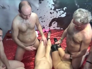 cum;cumshot;mom;mother;group;dana;santo;gang;bang;bukkake;amatoriale;italiano;old;man;young;girl;milf;orgy;club;privé;swinger;club;amateur;blowjob;lesbian,Orgy;Blowjob;Bukkake;Cumshot;MILF;Pornstar;Gangbang;Italian;Exclusive;Verified Models,Dana San Gang bang in a private club in Italy