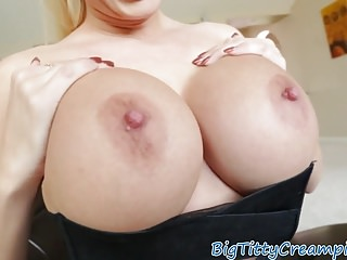 Close-ups;Big Boobs;MILFs;POV;Titty Creampies;HD Videos;Gorgeous MILF;Sprayed;Gorgeous Gorgeous milf sprayed with jizz after bj
