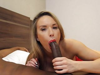 Blonde;Interracial;MILF;Latex;HD Videos;High Heels;Mistress;BBC;African Blonde in red boots and bbc